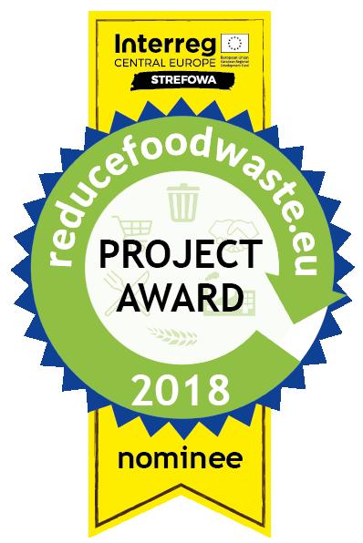 Głosujcie na Venturis! Jesteśmy nominowani do EU Food Award 2018!!!
