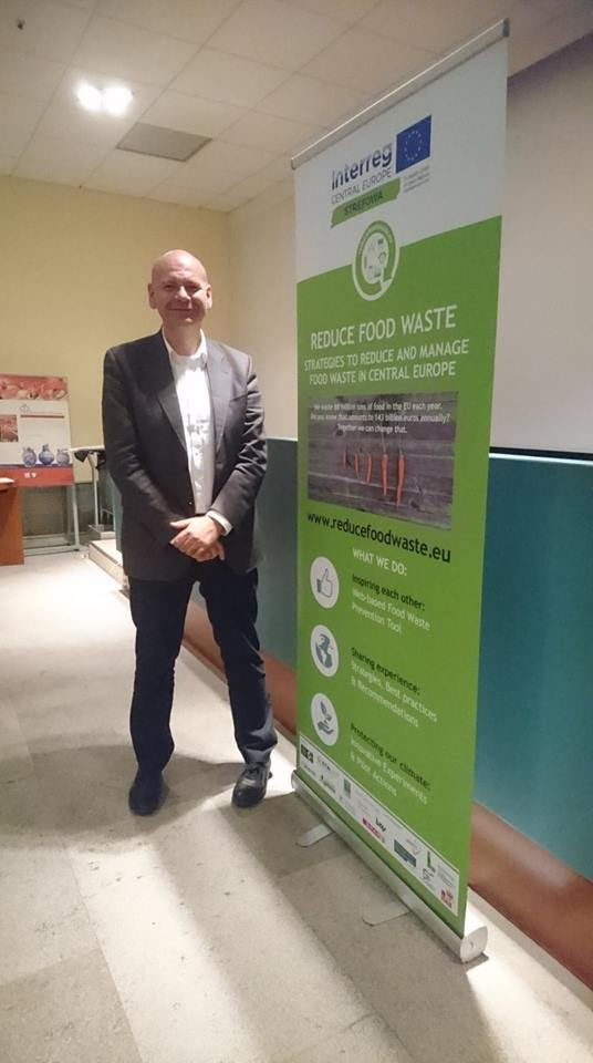 Rimini: transnational meeting on food waste by STREFOWA project