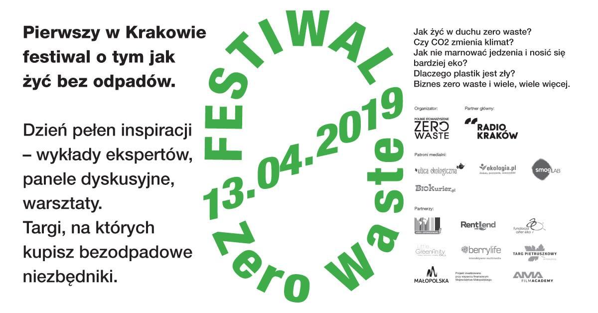 Jesteśmy na Festiwalu Zero Waste w Krakowie – w panelu o nie marnowaniu jedzenia. https://www.facebook.com/events/644674515966133/?active_tab=about