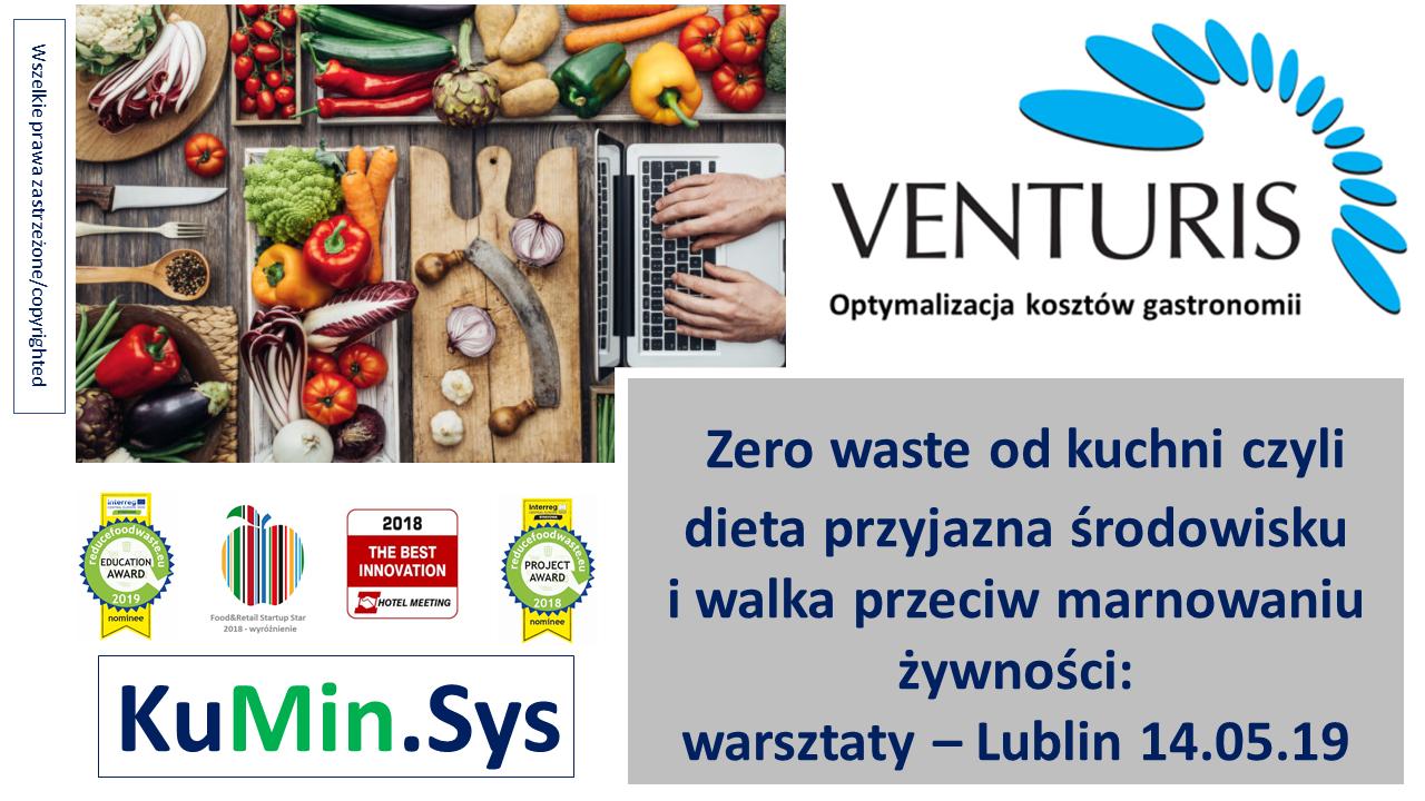Lublin: zero waste i ograniczanie food waste w sektorze HoReCa i MICE