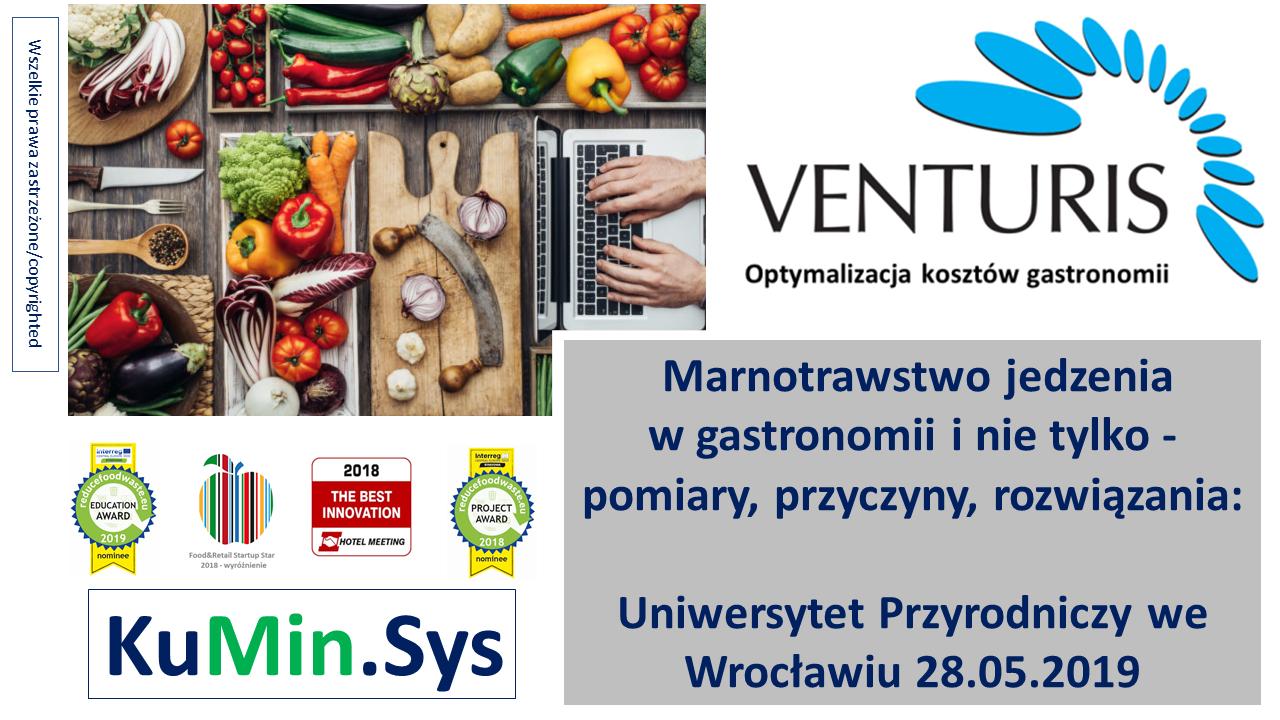 Wykład o marnotrawstwie jedzenia – tym razem Wrocław!