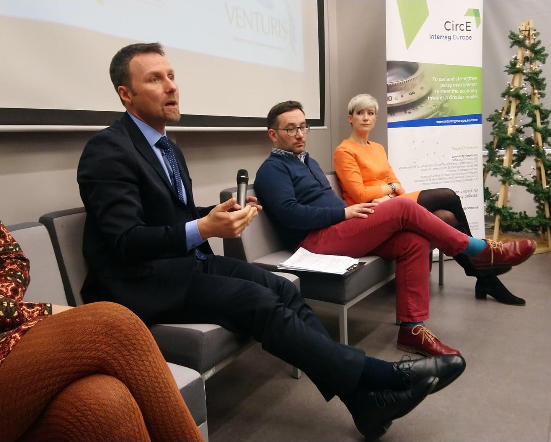 Konferencja Urzędu Marszałkowskiego we Wrocławiu z naszym udziałem