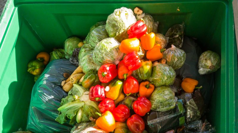 Food waste integralną (i niedocenianą) częścią gospodarki cyrkularnej