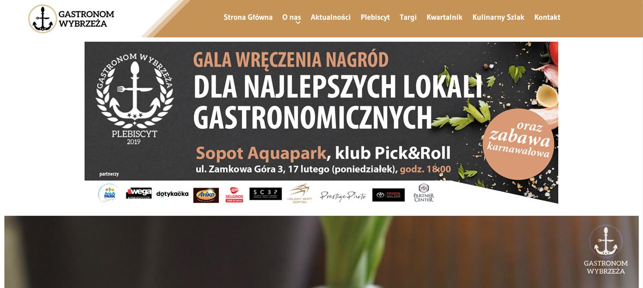 Dziś gala Gastronoma Wybrzeża w Sopocie