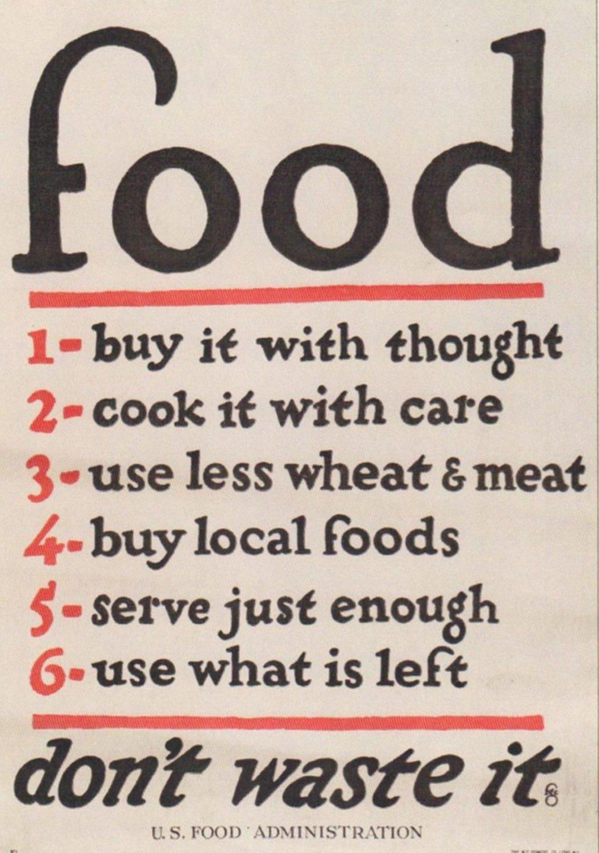 Food waste vintage vol. 2