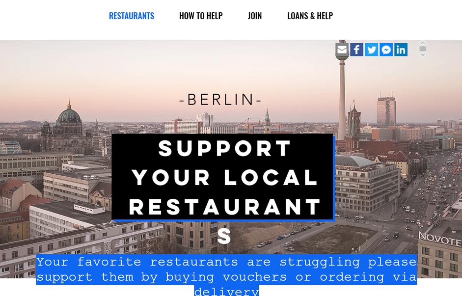 Berlin, restauracje i koronawirus