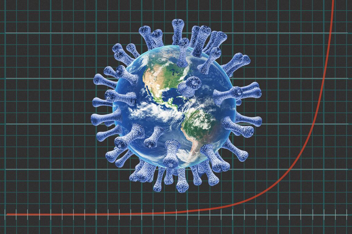 Politico o klimacie, wzroście wykładniczym i koronawirusie