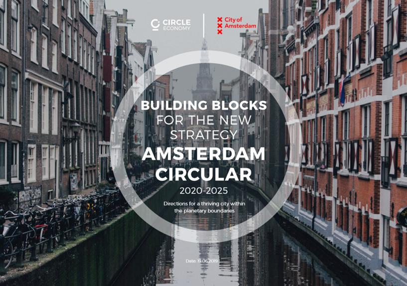 Amsterdam i circular economy (strategia rozwoju miasta)