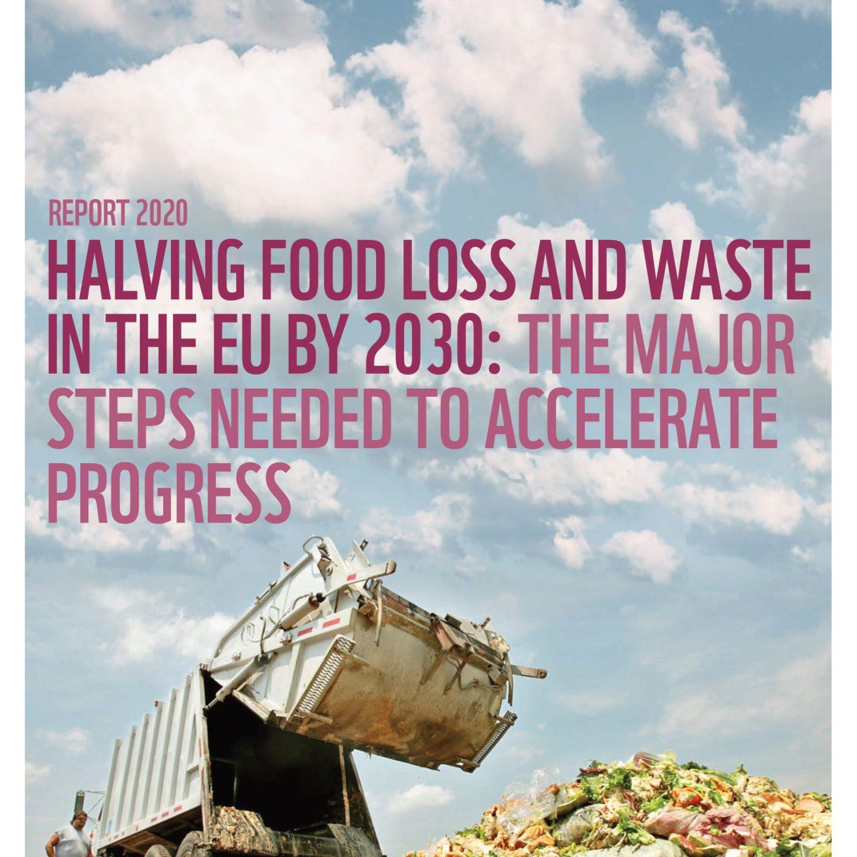 Nowy raport WWF+WRAP nt. 'food waste'